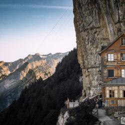 Äscher Wildkirchli Alpstein