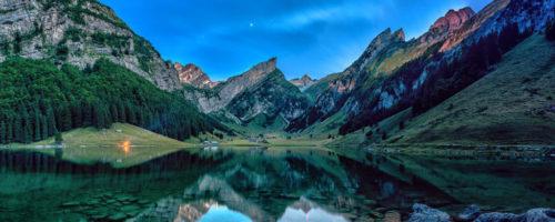 Abendstimmung im Appenzellerland