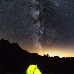 Milchstrasse Val da Camp Roger Hirt Photography